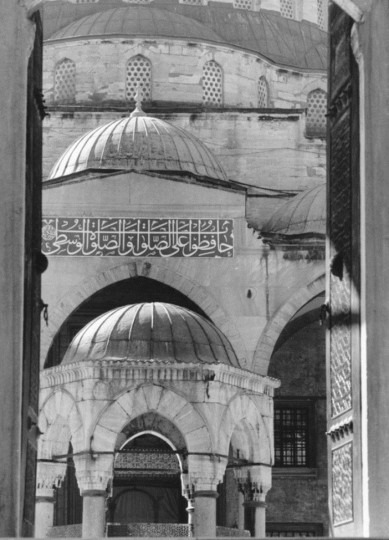 """Blue Mosque"" photo by Richard Caplan"