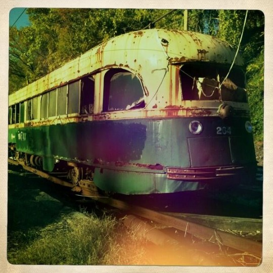Streetcar Museum. (Photo by Dave-G)