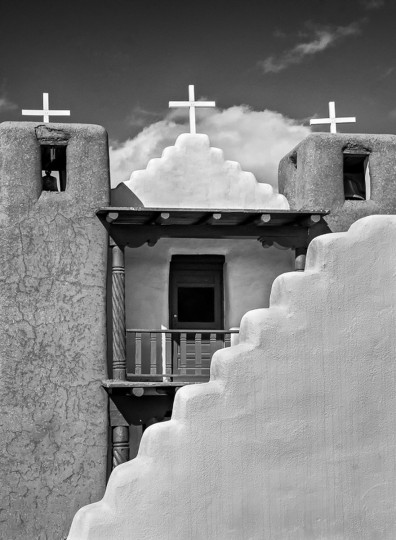 """San Geronimo"" photo by Chuck Robinson"