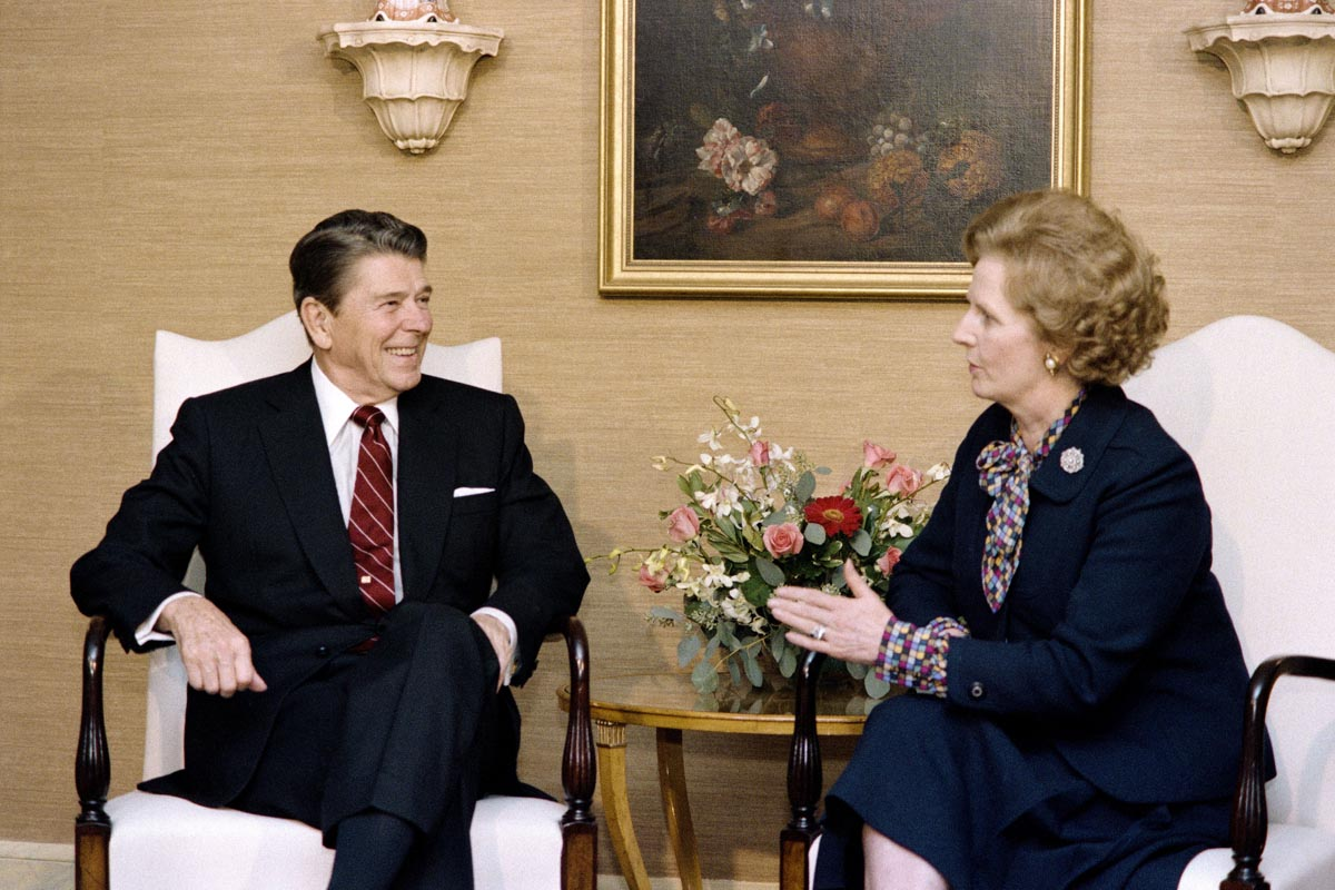 """Margaret Thatcher the """"Iron Lady"""" – Former Prime Minister of Great Britain"""