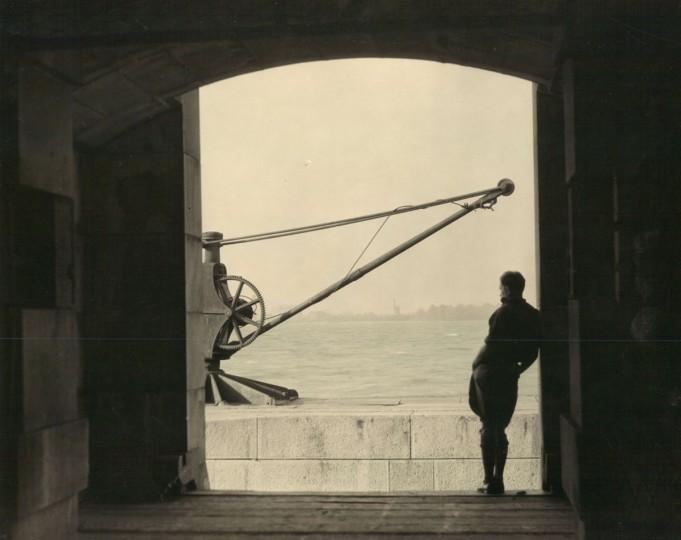 Fort Carroll in 1929. (Baltimore Sun File Photo)