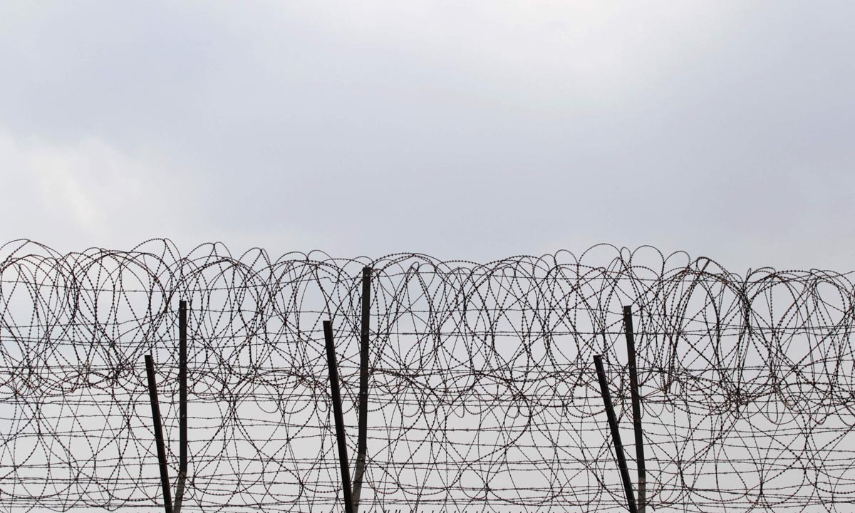Barbed Wire Barricades And Bunkers - WIRE Center •