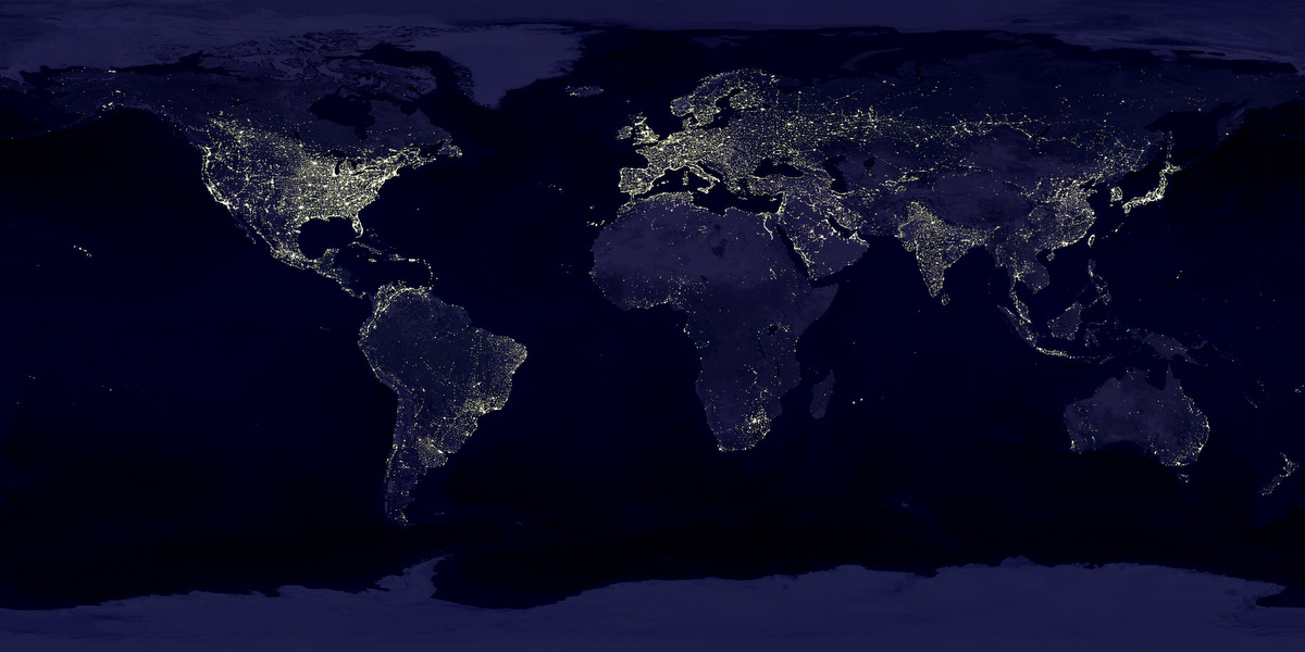view of planet earth - photo #34