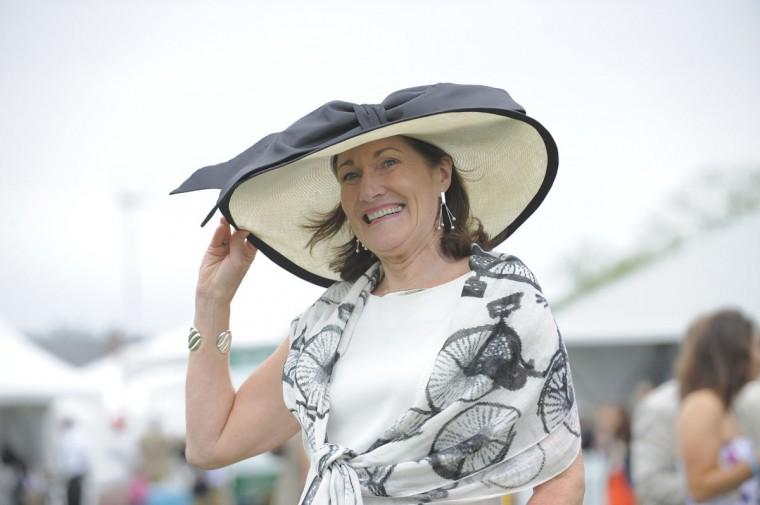 "Kathleen Novak, 63, Towson, volunteer. ""Extremely elegant."" (Lloyd Fox/The Baltimore Sun)"