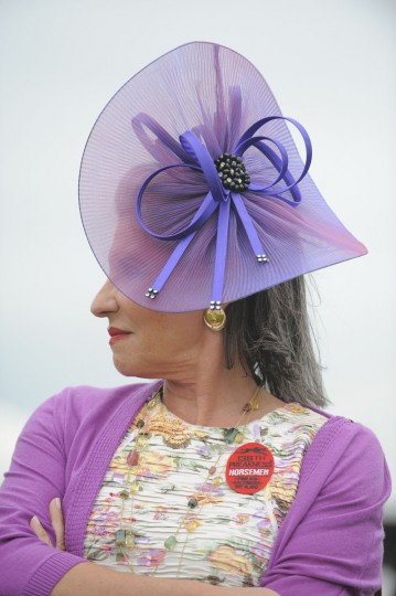 "Teresa Katz, 64, Vetnor, New Jersey. Jewelry designer. ""Whimsy. Funky. Delicious."" (Lloyd Fox/The Baltimore Sun)"