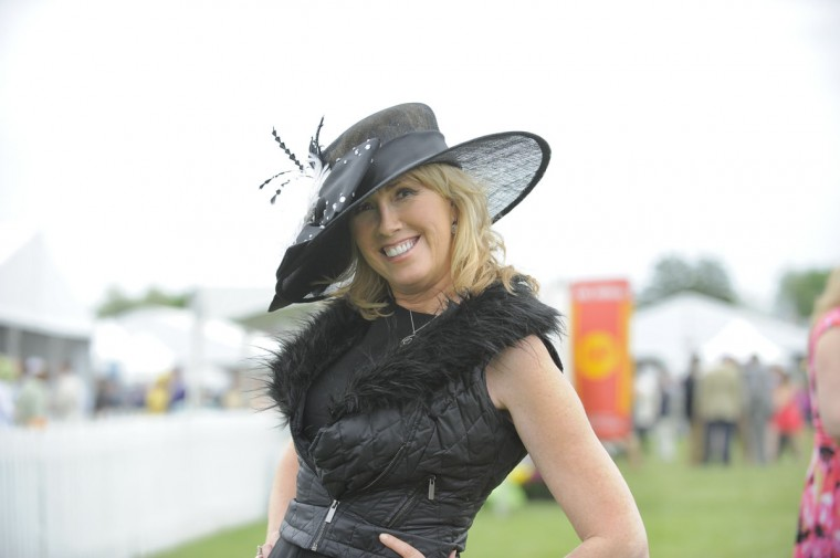 "Lisa Johnson, 42, Atlantic City, public relations. ""Stylish. Sexy. Glittery."" (Lloyd Fox/The Baltimore Sun)"