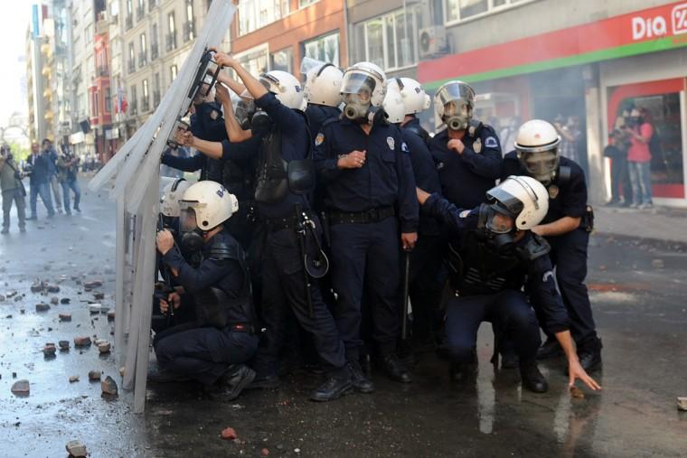 May Day Turkey