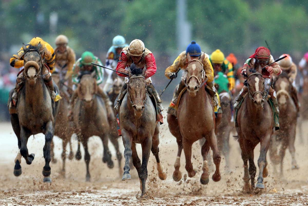 Orb wins 2013 Kentucky Derby