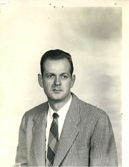 William Lewis Moore in the early 1960s. (Handout photo)