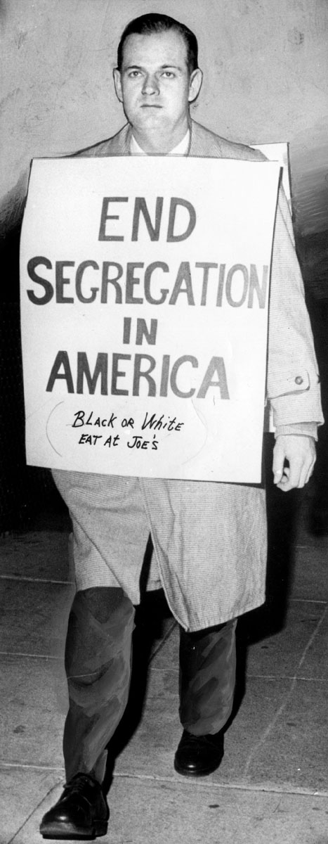 segregation in america Racial segregation in the united states while the government program of japanese american internment targeted all the japanese in america as enemies.
