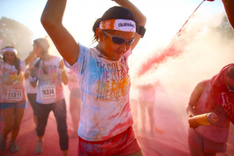 (Photo courtesy of Color Run)