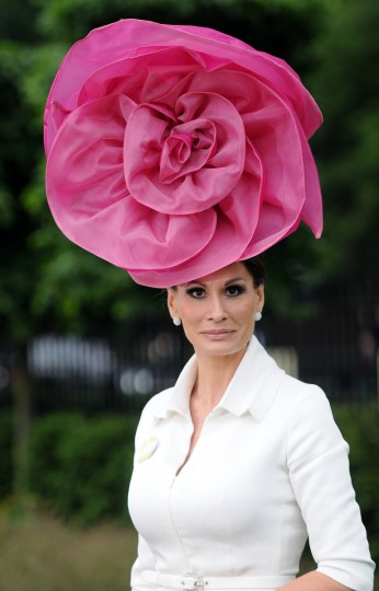 Isabella Kristensen attends Day 1 of Royal Ascot at Ascot Racecourse on June 18, 2013 in Ascot, England. (Eamonn M. McCormack/Getty Images)
