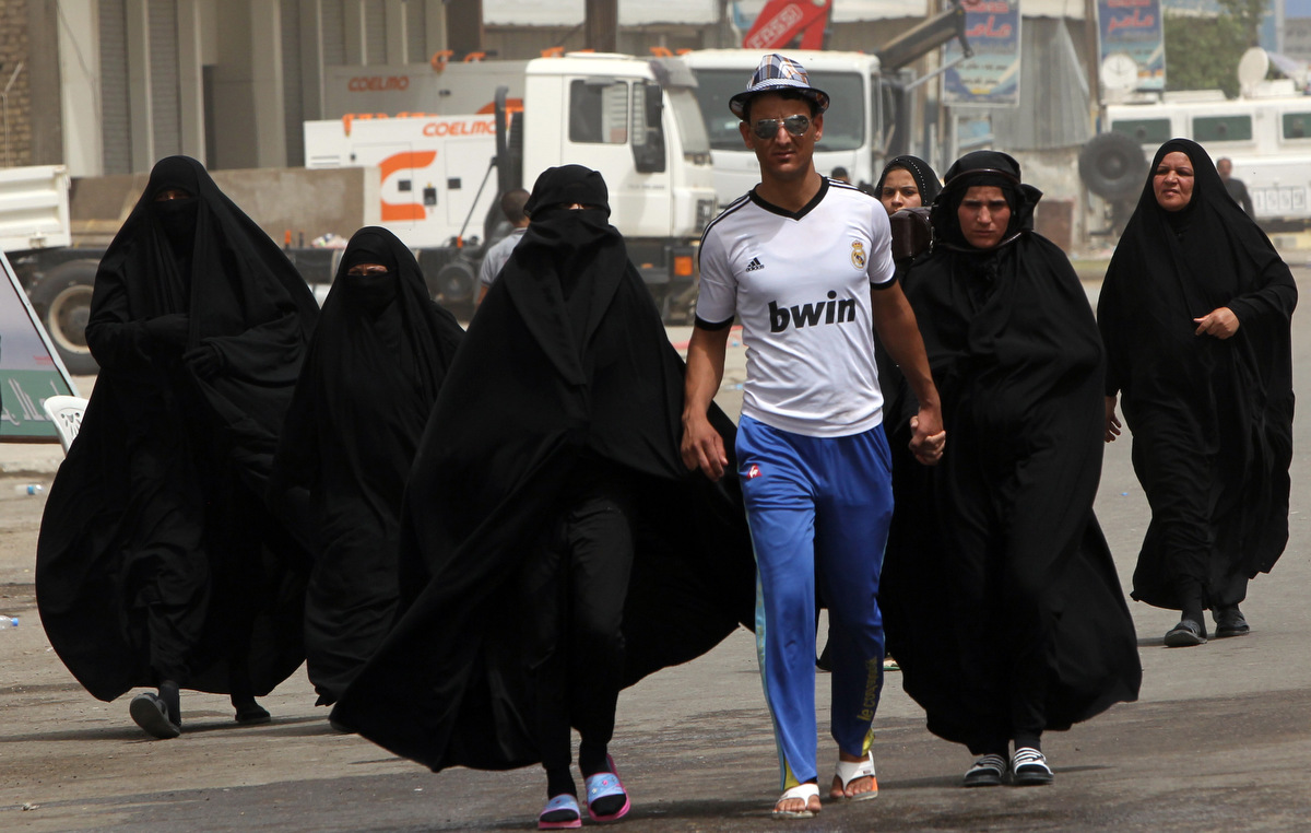 Brilliant  Countries With A MajorityMuslim Population Believe Women Should Dress