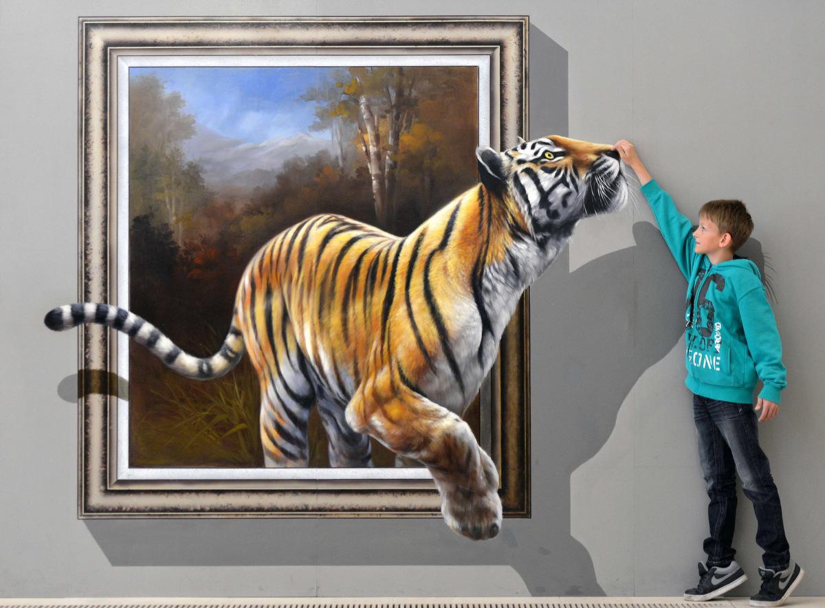 D Illusion Exhibition : Topshots germany art exhibition d optical illusion