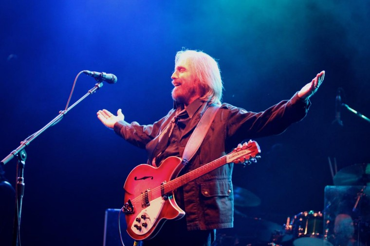 Tom Petty and the Heartbreakers performed June 22, 2013 at the Firefly Music Festival in Dover, Delaware. (Credit: Kaitlin Newman for The Baltimore Sun)