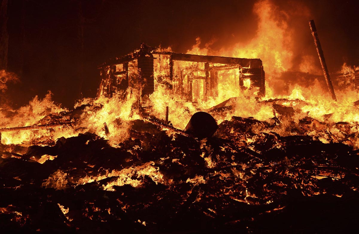 Image result for deadly fire california