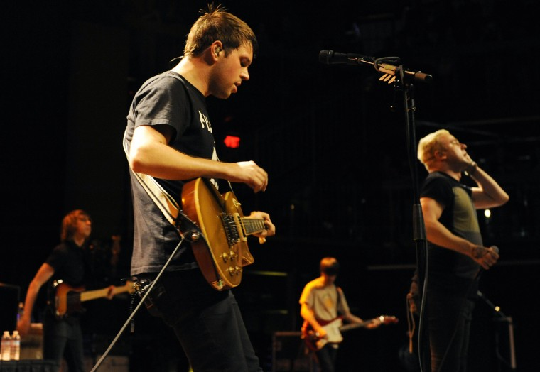 Say Anything performs at Rams Head Live! (Jon Sham/BSMG)