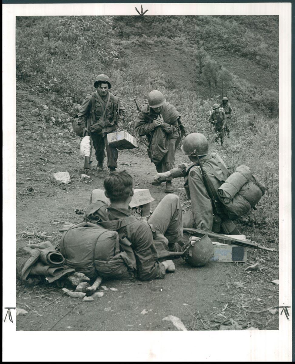 revision notes korean war