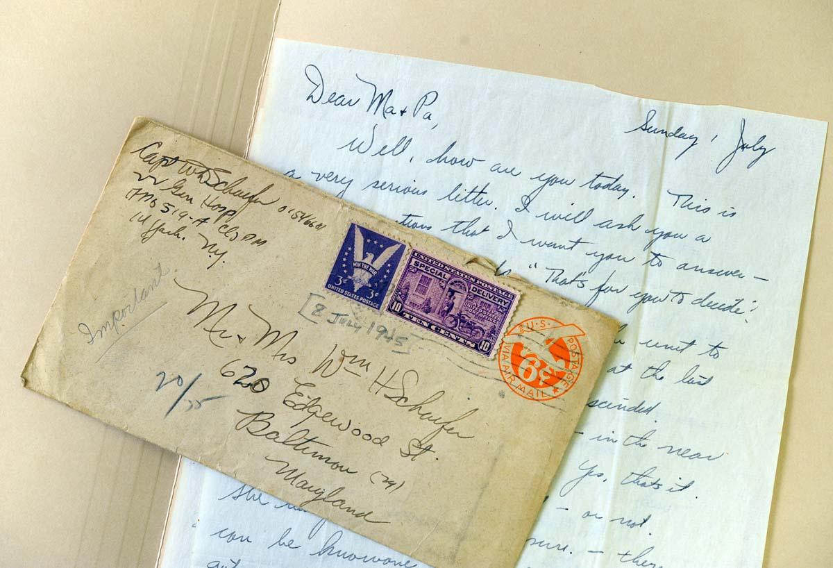 Hidden Maryland William Donald Schaefer Archives