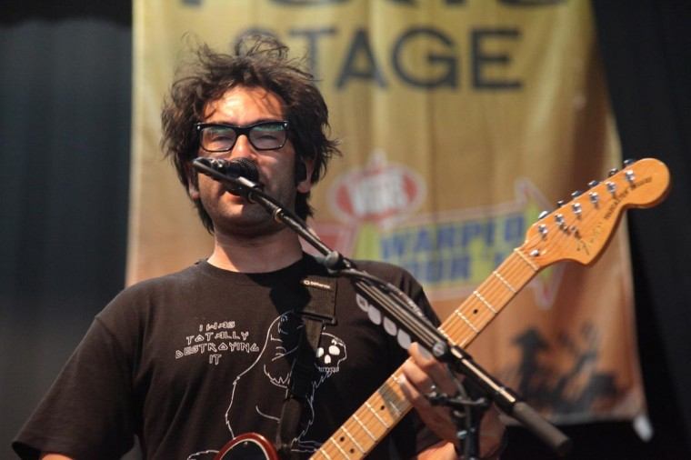 Vans Warped Tour 2013: Motion City Soundtrack performed July 10 at Merriweather Post Pavilion. (Credit: Kaitlin Newman)