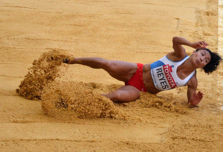 14th IAAF World Athletics Championships Moscow 2013
