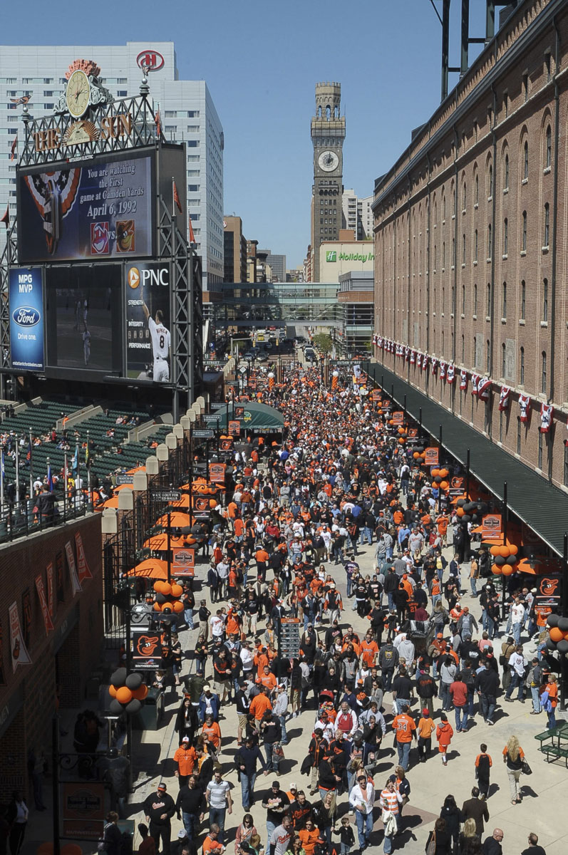 24 ways you should see oriole park at camden yards for The camden