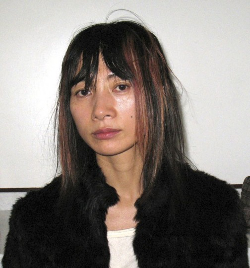 Chinese-born actress Bai Ling is shown in this booking photo released to Reuters February 14, 2008, one day after her arrest by Los Angeles World Airports police. Bai Ling was arrested for shoplifting at Los Angeles International Airport after a gift shop employee accused her of stealing two magazines and a pack of batteries, police said on Thursday. REUTERS/Los Angeles World Airports Police/Handout
