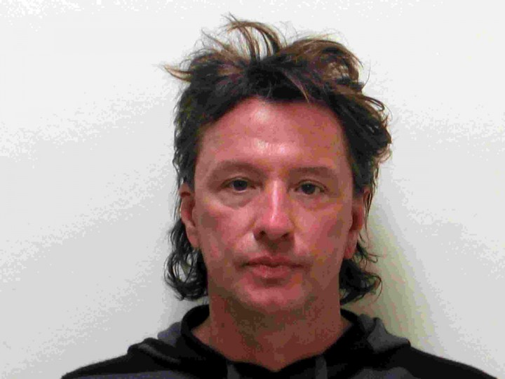 Richie Sambora is shown in this Laguna Beach Police's Department booking photo released March 26, 2008. The Bon Jovi lead guitarist has been arrested for investigation of driving under the influence of alcohol. REUTERS/Laguna Beach Police Department/Handout