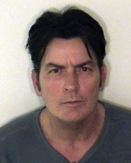 U.S. actor Charlie Sheen is pictured in this handout photo released by the Aspen Police Department on December 25, 2009. Sheen, 44, was arrested on Friday for second degree assault, menacing and criminal mischief, according to Aspen Police Department's Community Relations Specialist Stephanie Dasaro. All charges are coupled with a domestic violence component. Sheen will be held in the Pitkin County Jail until his court appearance. REUTERS/Aspen Police Department/Handout