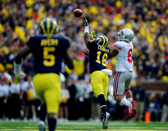 "Name: Blake Countess College: Michigan Position: Cornerback Year: Sophomore High school: Good Counsel Hometown: Owings Mills 2012 stats: Suffered season-ending knee injury in Wolverines' season opener vs. Alabama. The Wolverines' defense took a major hit in Week 1 of the 2012 season when Countess, a true freshman starter the year before, tore his ACL against the Crimson Tide. Now the Owings Mills native is healthy and ready to resume his role as Michigan's No. 1 cornerback. ""I felt 100 percent during spring ball,"" Countess told the Detroit Free Press. ""They wanted to be a little more careful with me, so I wasn't doing any contact during spring ball. But I worked at it all summer, and I feel good. I would say sometime during spring ball and shortly after spring ball. I'm feeling good, and I don't think about it."" Photo credit: USA Today Sports"