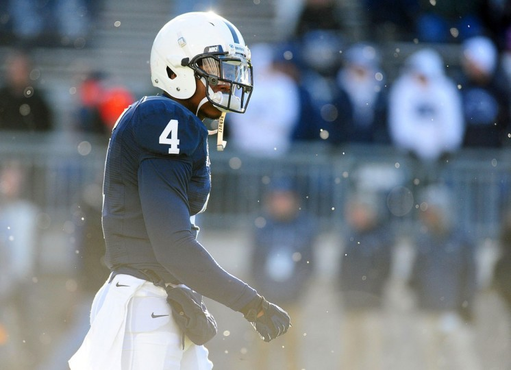 "Name: Adrian Amos College: Penn State Position: Safety Year: Junior High school: Calvert Hall Hometown: Baltimore 2012 stats: 44 tackles, 2.5 tackles for loss, two interceptions, 0.5 sacks, three pass breakups. All-Big Ten honorable mention. Amos started his first two years in State College at cornerback, but has switched to safety – the position he played in high school – heading into his junior year. He'll be joined regularly in the Nittany Lions' secondary by two other Calvert Hall alums in Trevor Williams (a starting cornerback) and Da'Quan Davis (the third corner). ""My senior year in high school at Calvert Hall, that was one of the best teams I've ever seen play in Maryland,"" Amos said of the 2010 MIAA A Conference champions. ""We've got a lot of players in secondary. Our whole secondary is here, basically, [and] in Toledo and a couple other places. Maryland football in that class was pretty good. We're just happy that we [got] a chance to play at the next level."" Amos emerged as a leader for Penn State last summer when the NCAA handed down sanctions related to the Jerry Sandusky scandal. Though the Nittany Lions are banned from postseason play, Amos says this team has plenty to play for. ""We have enough talent to compete with anybody. We have enough players to compete with anybody,"" Amos said. ""[It all depends on] how we play and how we execute each game, game in and game out."""