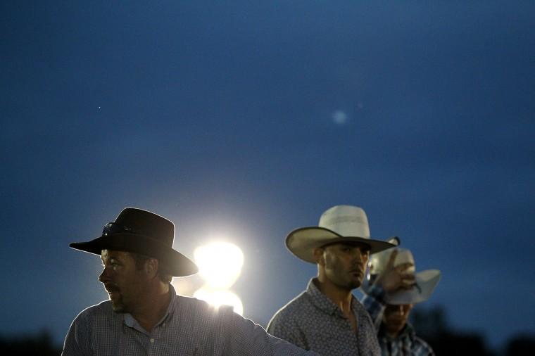 People watch the Bull Blast. (Jen Rynda/BSMG)