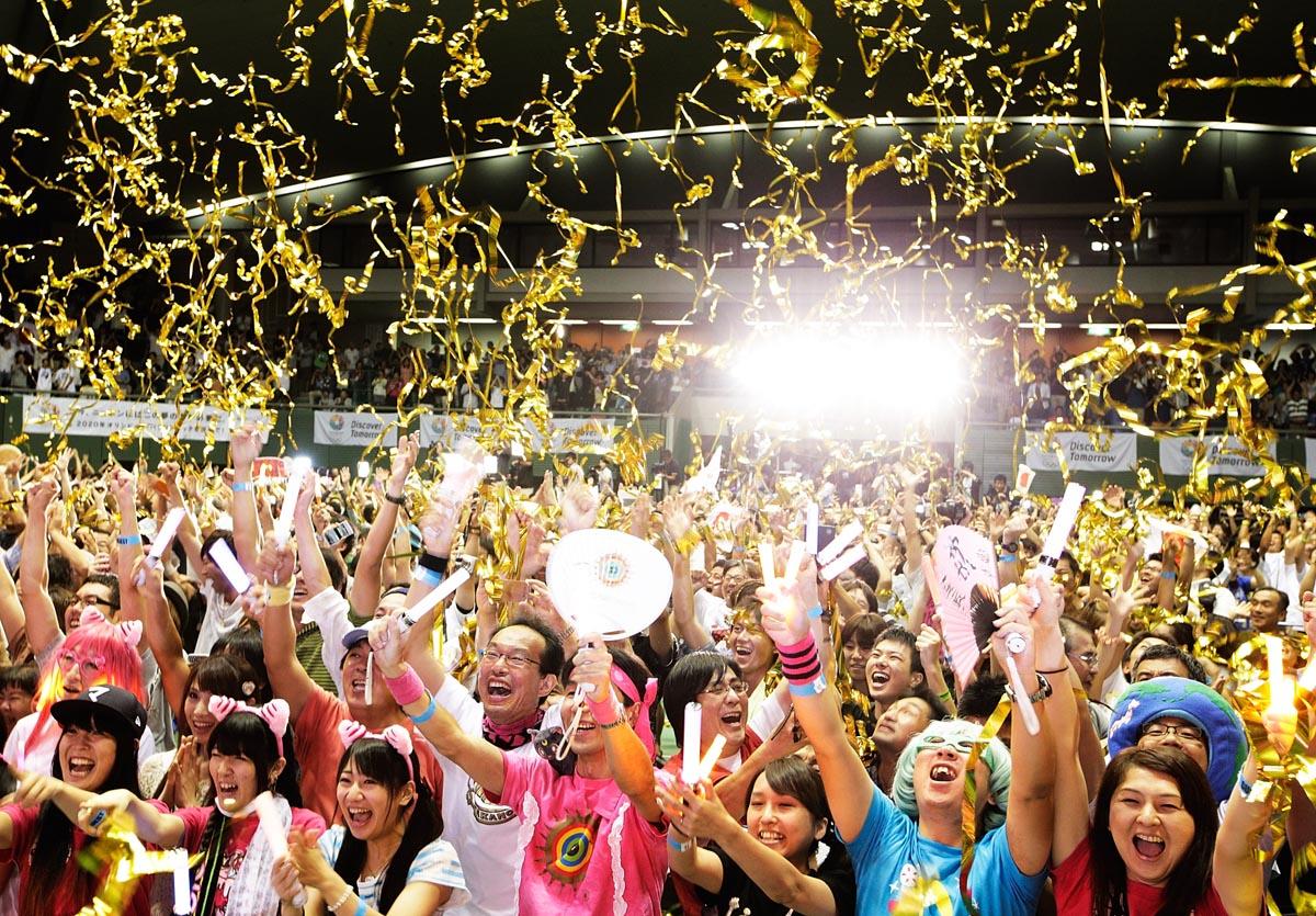 Tokyo wins 2020 Olympics bid
