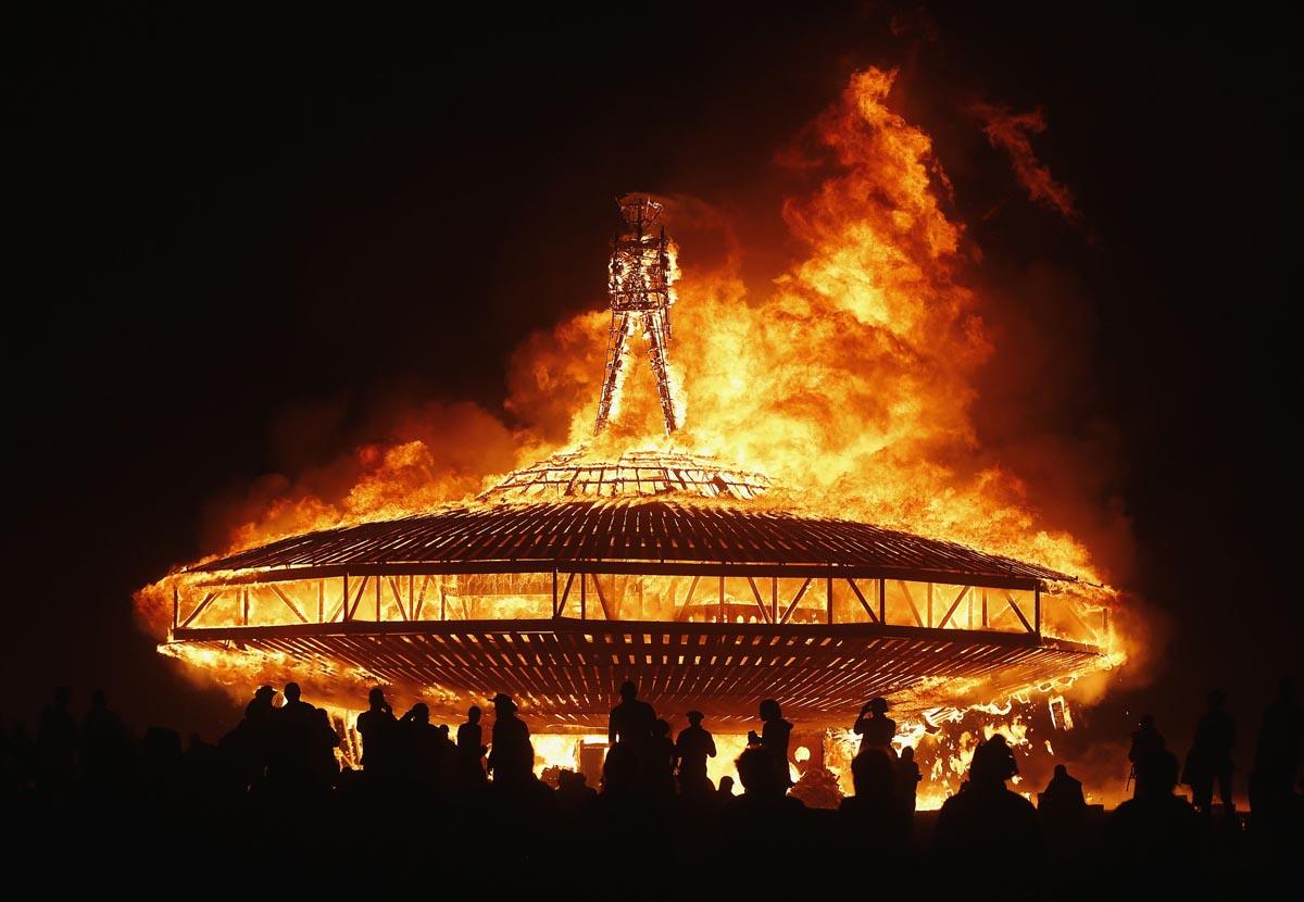 Inside Burning Man 2013
