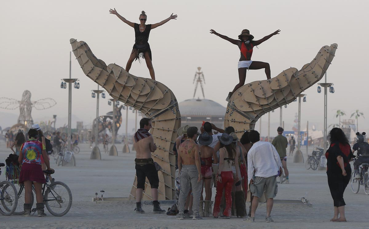 CuriousJosh: Scenes from Burning Man 2013 | Slideshow