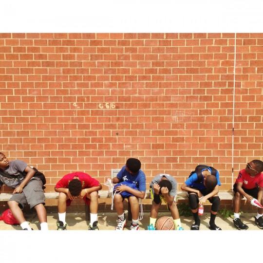 Summer camp for kids. (Credit: Noah Scialom)