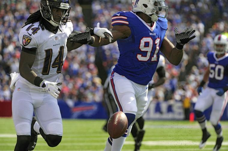 Ravens vs. Bills