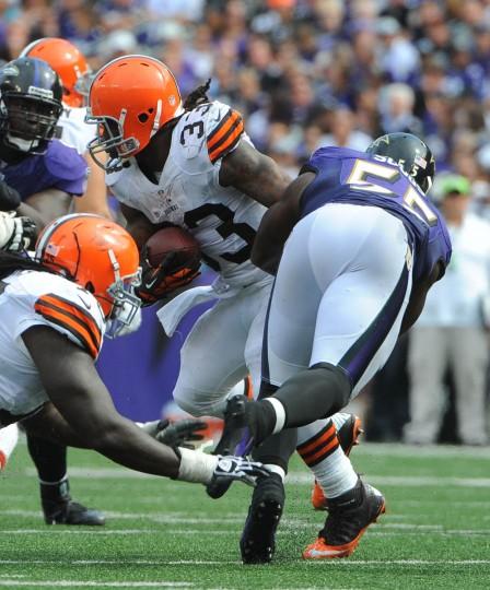 Ravens vs. Browns