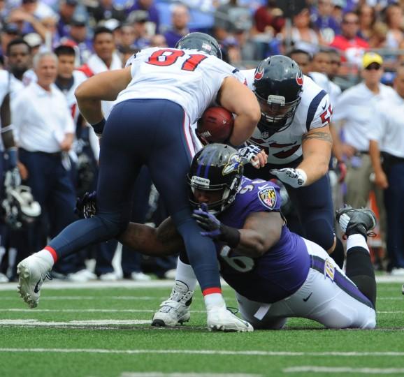Ravens vs. Texans