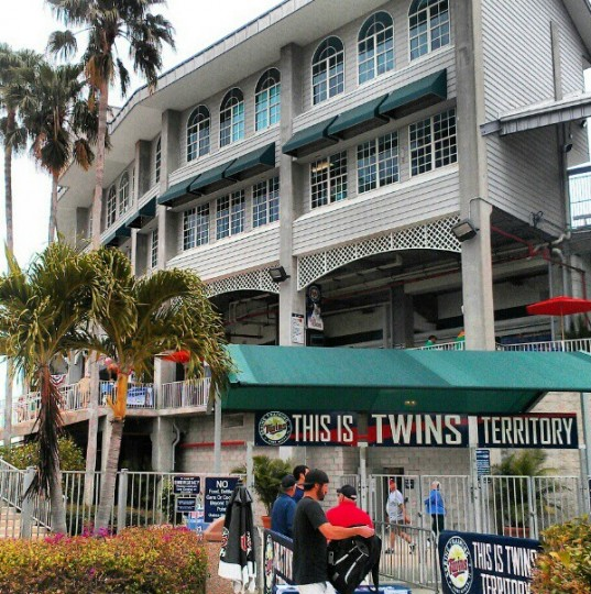 The Orioles get set to face the Twins at Hammond Stadium on Feb. 29, 2013.