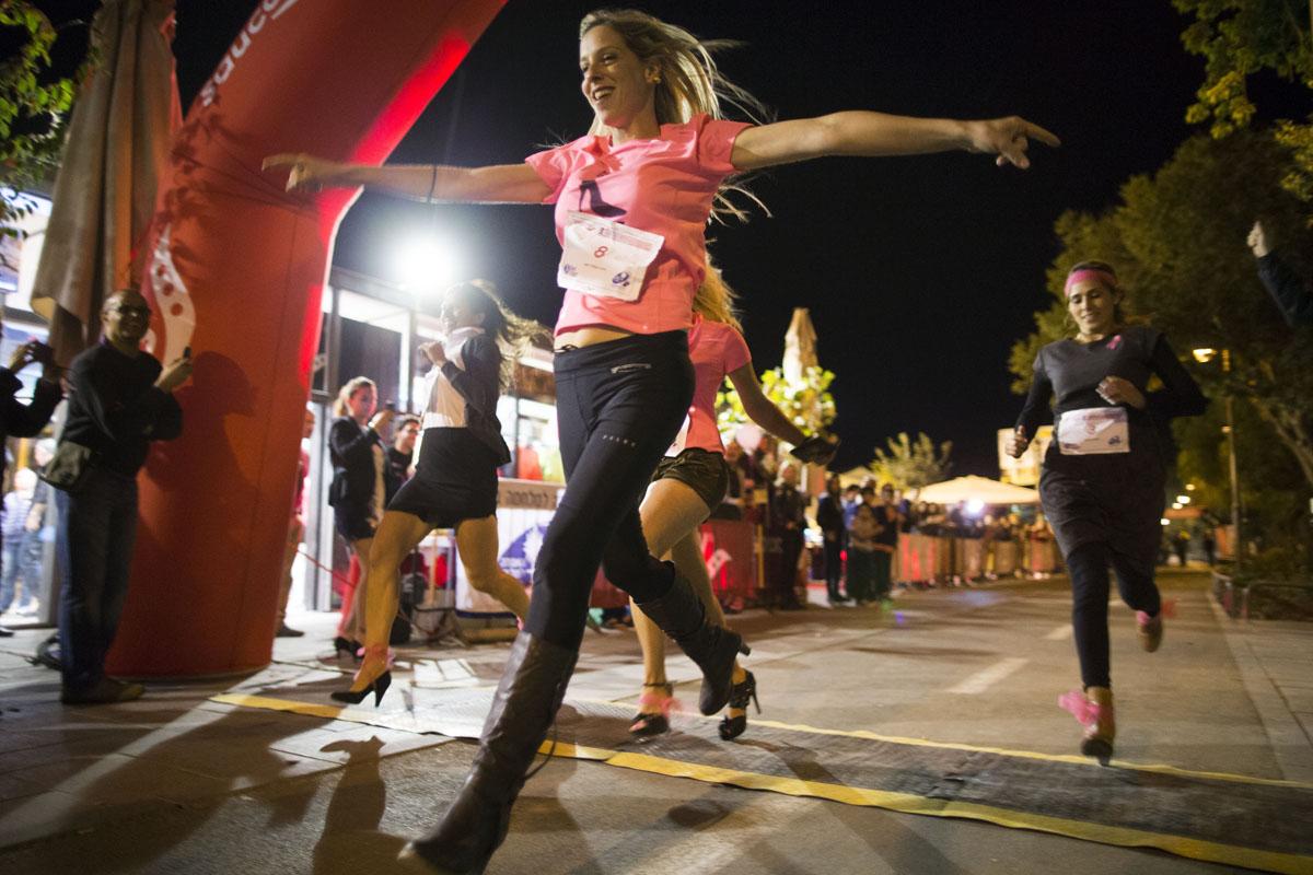 Oct. 24 Photo Brief: Attorney General Douglas Gansler, Madison Square Garden and Israeli women racing in heels