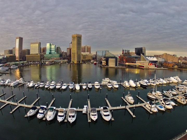Baltimore's Inner Harbor (Photo courtesy of Elevated Element)