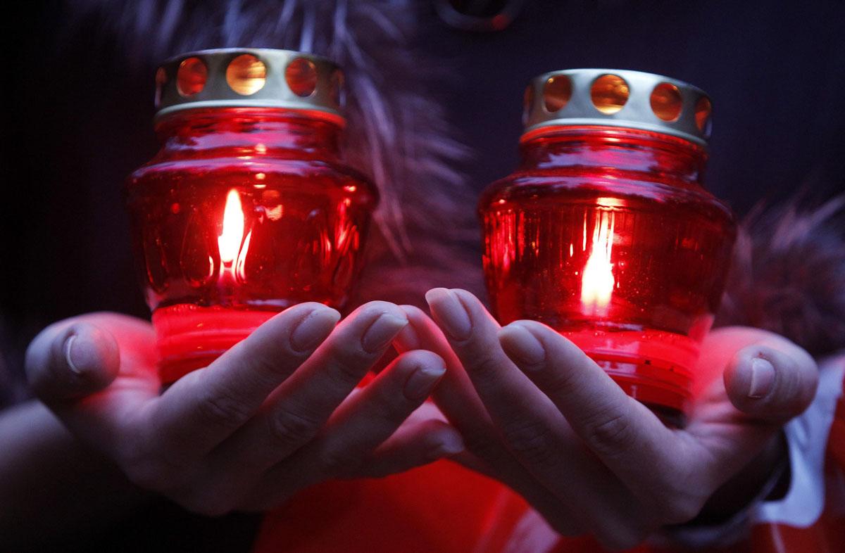 Oct. 29 Photo Brief: Belarus commemorates victims of political repression, Turkey's Republic Day