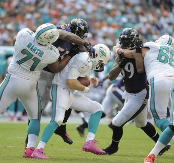 Ravens vs. Dolphins