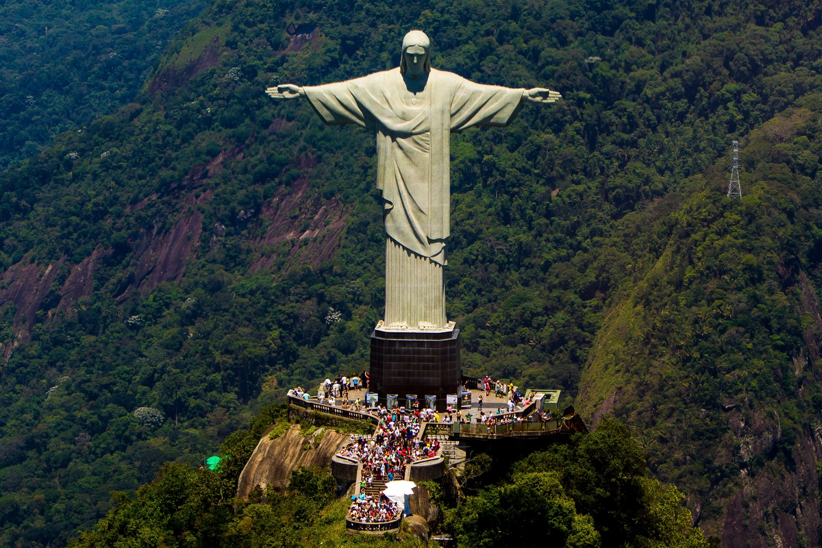 Christ The Redeemer : Nov photo brief xii games of the indigenous people in