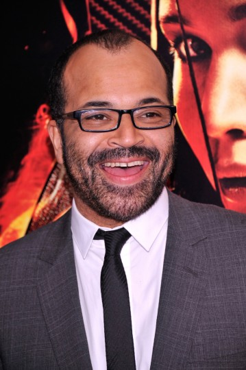 "Actor Jeffrey Wright attends a special screening of ""The Hunger Games: Catching Fire"" in New York City. (Stephen Lovekin/Getty Images)"