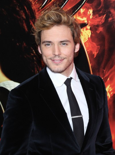 "Sam Claflin attends a special screening of ""The Hunger Games: Catching Fire"" in New York City. (Rob Kim/Getty Images)"