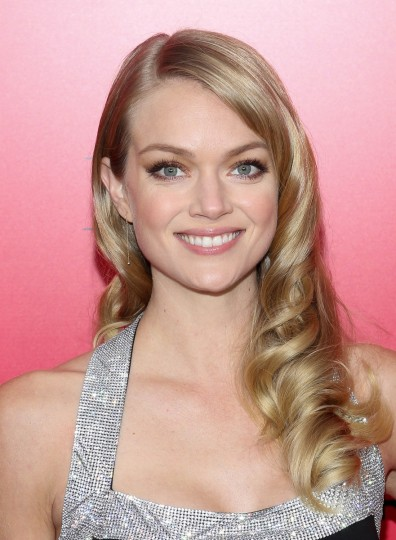 "Lindsay Ellingson attends a special screening of ""The Hunger Games: Catching Fire"" in New York City. (Rob Kim/Getty Images)"