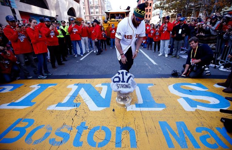 Boston Red Sox Victory Parade