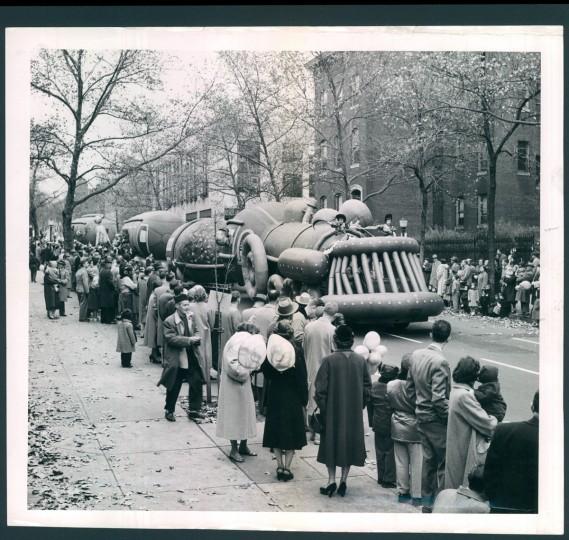 Toytown Parade 1953